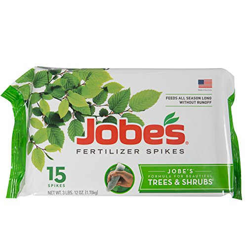 jobes-1610-tree-outdoor-fertilizer-food-spikes-15-pack-garden-lawn-supply-maintenance