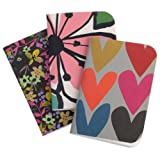 Caroline Gardner Heart/Ditsy/Botanic Pocket Notebook Kit
