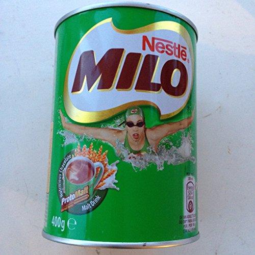 Nestlé Milo Chocolate Malt boisson nutritive Proto Malt 400g