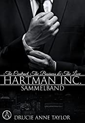 Hartman Inc.: The Contract, The Business & The Love - Sammelband