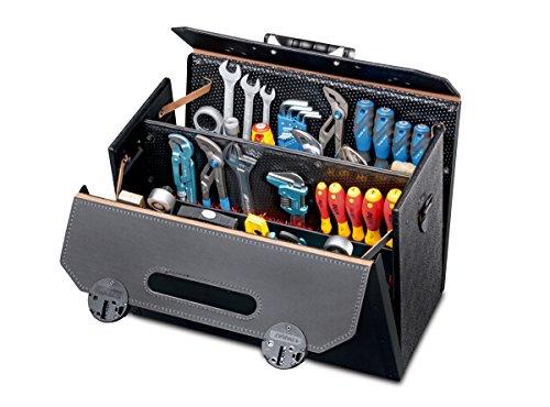 Preisvergleich Produktbild PARAT 17000581 Top-Line Werkzeugtasche, mit Mittelwand (Ohne Inhalt)