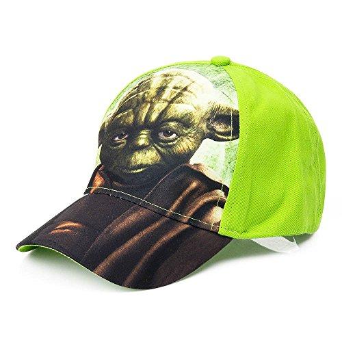 4539 Kinder Cap Basecap Baseball Cap Kappe STAR WARS Darth Vader f. Jungen (Yoda,...