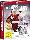 Drei große Weihnachtsfilme für Kinder (3 DVDs) -