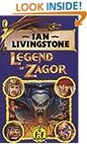 Legend of Zagor (Puffin Adventure Gamebooks)