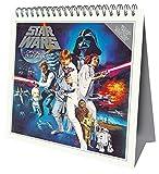 Star Wars Desk Easel Official 2020 Calendar  Month to View Desk Calendar