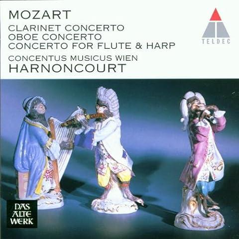 Conc.Flauta-Arpa-Orq. (Harnoncourt)