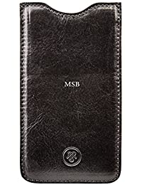 Maxwell Scott® Personnalisable! Etui en Cuir iPhone6 Plus (Dosolo)