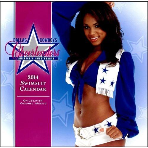 Dallas Cowboys Cheerleaders 2014 Swimsuit Calendar