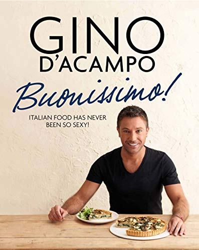 Buonissimo! (Gino D'Acampo) (English Edition)