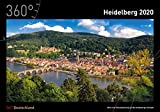 360° Deutschland - Heidelberg Kalender 2020 -