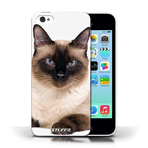 Coque de Stuff4 / Coque pour Apple iPhone 5C /