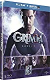 Grimm - Saison 3 [Blu-ray + Copie digitale]