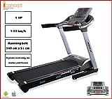 BH Fitness–Nastro di corsa i.f5aero Dual + Dual Kit T