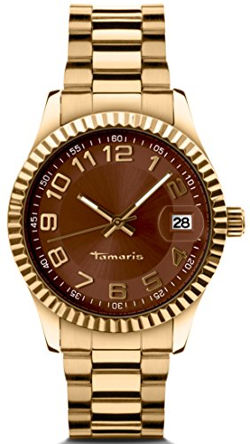 Tamaris Damen-Armbanduhr Analog Quarz B07101380
