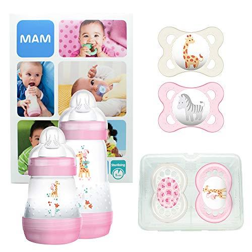 MAM First Steps Set, regalos bebé +0, canastilla