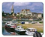Auxerre,France Mouse Pad, Mousepad (Bridges Mouse Pad)