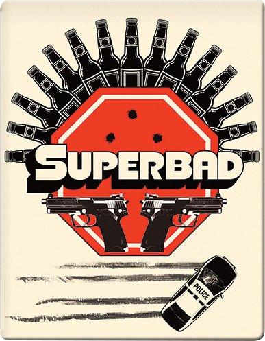 Superbad, Steelbook [Blu-ray]