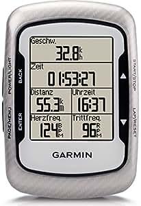 Garmin Edge 500 GPS Bike Computer - Black/Silver