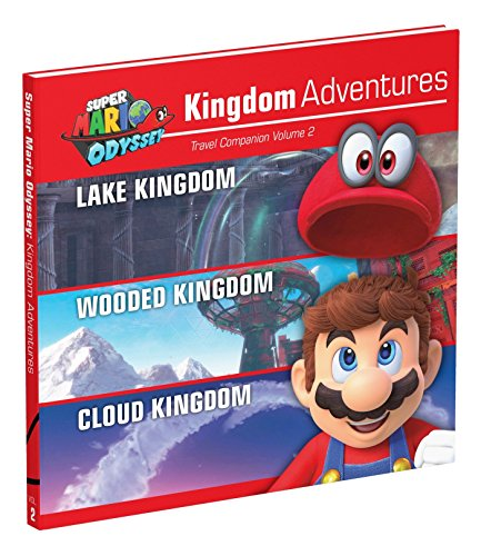Super Mario Odyssey: Kingdom Adventures, Vol. 2 por Doug Walsh