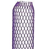 Netzschutzschlauch, Oberflächenschutznetz ProtectaSleeve Light, Ø 40-80mm, 50m violett, zum Schutz...