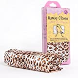 Morning Glamour Anti-Aging und Haircare Leopard Satin Kissenbezüge Single