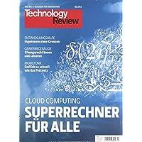 Technology Review Deutsch Plus [Jahresabo]
