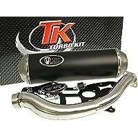 Turbo de escape Kit Gmax 4T para Suzuki Burgman 400 ...