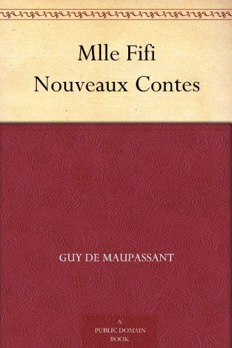 Couverture du livre Mlle Fifi Nouveaux Contes