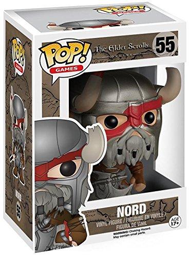 Funko Pop Nord (The Elder Scrolls Online 55) Funko Pop The Elder Scrolls
