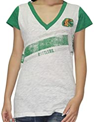 NCAA Florida A&M Rattlers femmes V-Neck T-Shirt (Vintage Look)