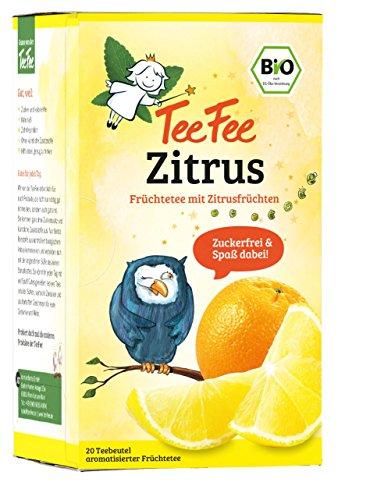 """Kalorien- und zuckerfreie Getränke für Kinder: Die TeeFee in """"Die ..."""