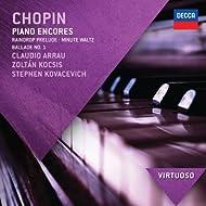 Chopin: Piano Encores