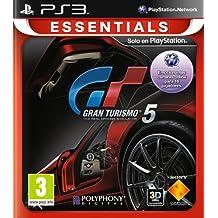 Sony Gran Turismo 5, PS3 Basic PlayStation 3 Spanish video game - Video Games (PS3, PlayStation 3, Racing, Multiplayer mode, E (Everyone))