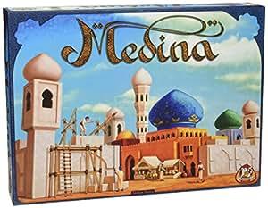 Jeu de société - Medina - WGG1428 - White Goblin Games