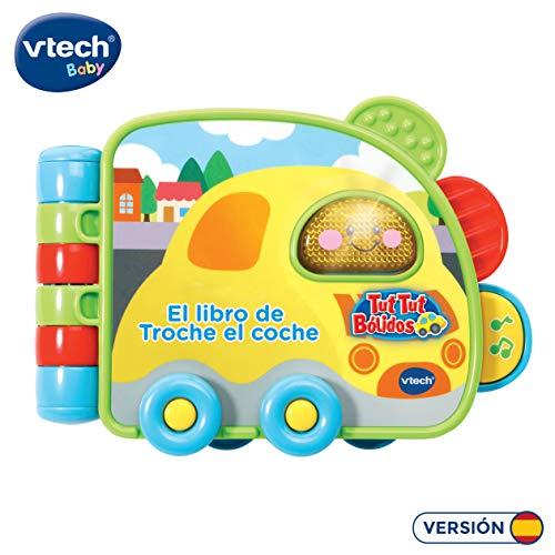 VTech Libro tut bolidos 21x21 6-36meses (400422)