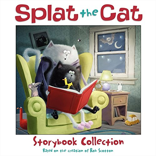 Splat the Cat Storybook Collection par Rob Scotton