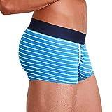 Dorical Boxershorts Herren Baumwolle Shorts Enges Elastische Modische Hochwertige Marken Gestreifte Unterhosen Günstig Kaufen Sale Coole Unterwäsche für Männer