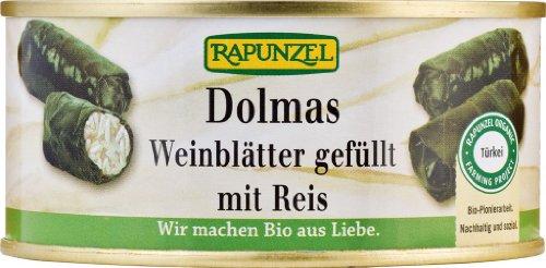 Rapunzel Gefüllte Weinblätter Dolmas (280 g) - Bio