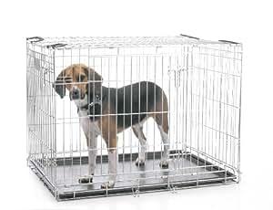 Savic Dog Residence 50 Cm Dog Crate Zinc Plated 50 X 33 X 40 Cm