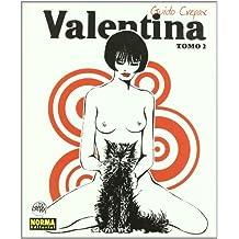 VALENTINA 2 (CÓMIC EUROPEO)