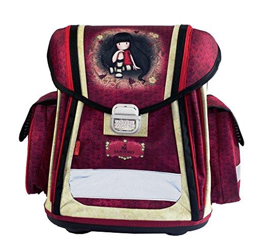 SANTORO GORJUSS Mochila escolar, rojo (rojo) - G4183555