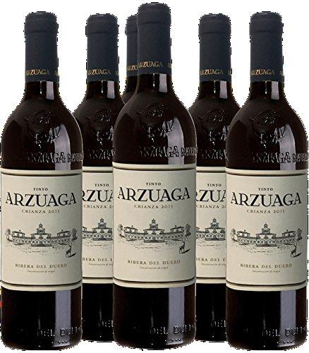 Arzuaga Crianza - Vino Tinto - 6 Botellas