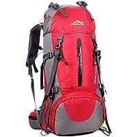 iTECHOR Grande capacità all'aperto alpinismo zaino di campeggio Sport Viaggi