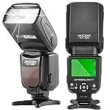 K&F Concept® KF-560 Universal Blitzgerät Blitzlicht Speedlite für Canon Nikon