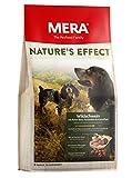 MERA Nature´S Effect, Getreidefreies Hundefutter, Premium Trockenfutter für Hunde mit Wildschwein, Roter Bete, Pastinaken und Kartoffeln