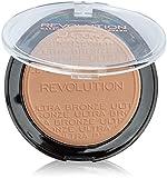 Maquillaje Revolution Ultra Bronce, 15g