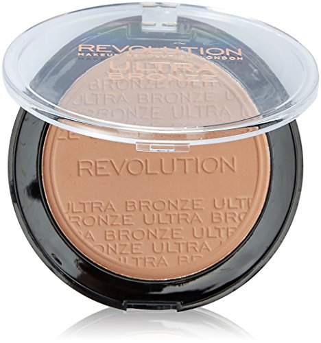 Tan Gesicht Bronzing Powder (MAKEUP REVOLUTION Ultra Bronze, 15 g)