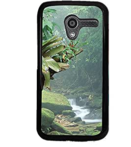 Aart Designer Luxurious Back Covers for Moto X + 3D F2 Screen Magnifier + 3D Video Screen Amplifier Eyes Protection Enlarged Expander by Aart Store.