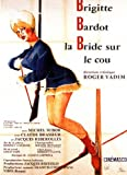 Por favor no ahora Póster de película French 11x 17en–28cm x 44cm Brigitte Bardot Joséphine James Mireille Darc Edith Zetline Michel Subor