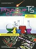 Image de Micromega Physique-Chimie Tle S spécialité éd. 2012 - Manuel de l'élève (format compact)